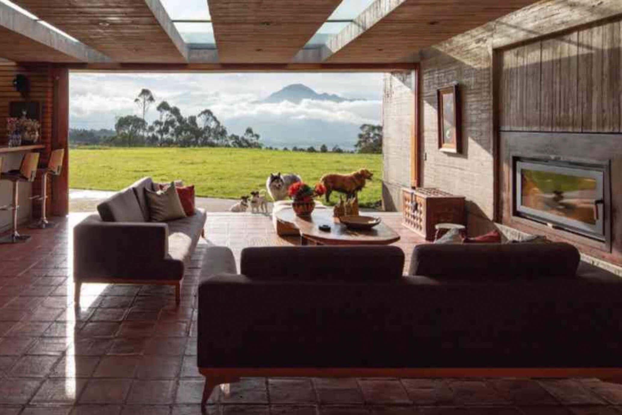 KUNUK en Casa B Diez+Muller Arquitectos